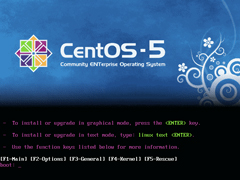 CentOS 5.8 x86_64官方正式版系统(64位)
