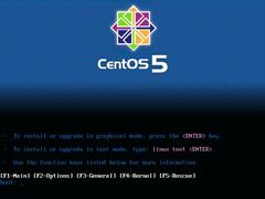 CentOS 5.1 X64官方正式版系统(64位)