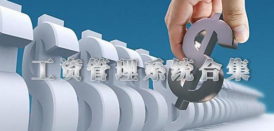 人事工资管理系统免费下载_工资管理系统合集