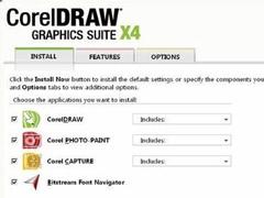 coreldraw x4序列号分享 coreldraw x4永久激活码