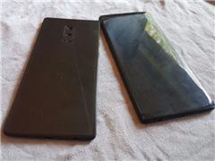 三星Note8曝光:双镜头确认,质感纹理背面