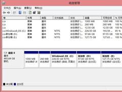 Win8硬盘分区的详细方法