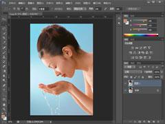 PS抠图技巧:使用色彩范围抠取人物图像