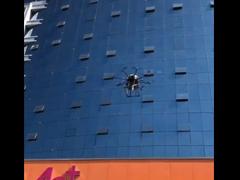 真上天了!中国联通无人机基站试飞视频首曝光