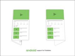 谷歌高管:Android将支持折叠设备
