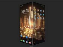 放大招?vivo iQOO折疊屏手機渲染圖遭曝光