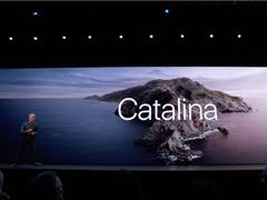 蘋果發布macOS Catalina首個公測版本(附安裝方式)