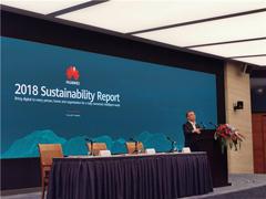 华为《2018年可持续发展报告》出炉