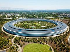 报道称苹果新总部Apple Park估值达41.7亿美元