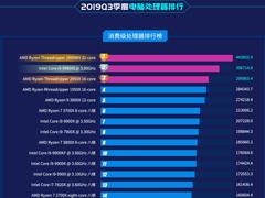 电脑CPU哪个好?电脑CPU排行榜2019