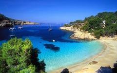 西班牙风景win7桌面主题