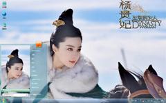 杨贵妃范冰冰马震Win7主题