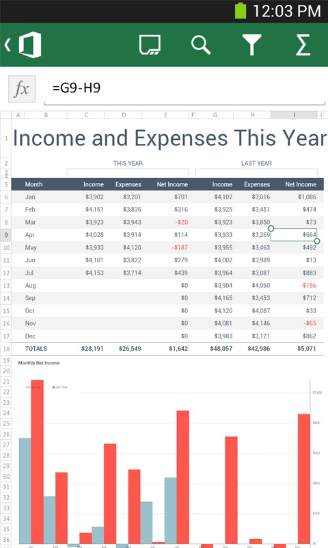 Office Mobile(微软办公软件) v15.0.4220.2300
