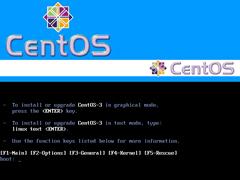CentOS 3.7 i386官方正式版系统(32位)