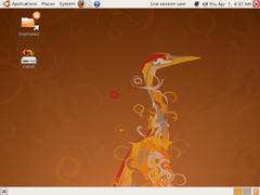 Ubuntu 8.04 i386标准版(32位)