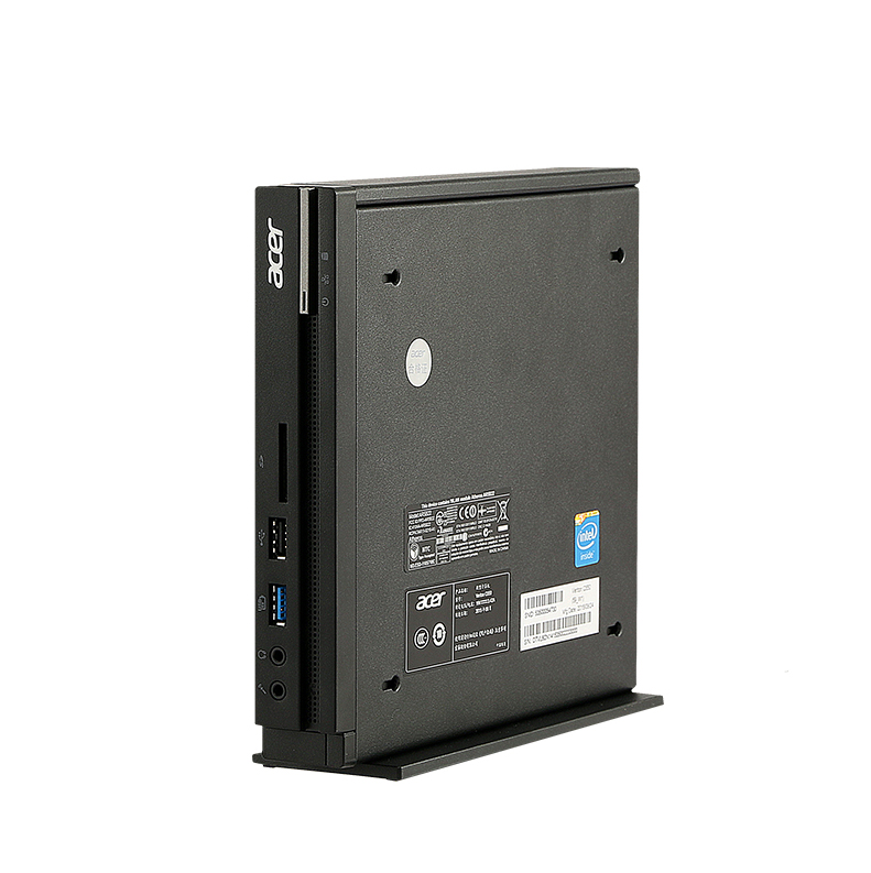 2K宏碁迷你电脑主机推荐:奔腾G4400T/1TB机械硬盘