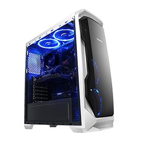 锐龙Ryzen 5 1400四核/8G/七彩虹GTX1050独显游戏电脑主机