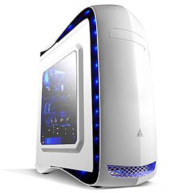 Ryzen 7 1700八核/8G/迪兰RX-580 8G独显高端游戏电脑