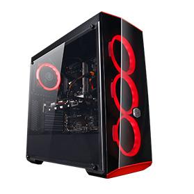 Ryzen 7 1700八核/8G/华硕 GTX1070独显高端游戏电脑