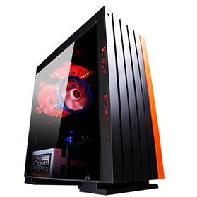 Ryzen 5 1400四核/8G/七彩虹GTX 1050Ti独显中高端游戏电脑