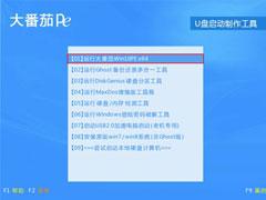 Win8专业版如何安装?大番茄U盘启动盘安装Win8系统的详细流程