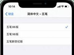 活久见,iOS 14竟然植入了五笔输入法