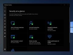 微软win10用户安装杀毒软件必须禁用Windows Defender