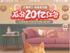 2020天貓雙十一超級星秀貓怎么退隊?