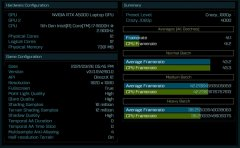 英偉達RTX A5000移動顯卡和因特爾i7-11600H芯片曝光游戲跑分