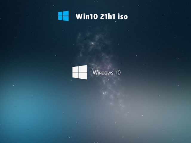 Win10 21h1 iso V2021