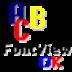 FontViewOK(字体预览工具) V7.07 绿色中文版