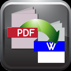 PDF到Word转换器免费 v1.4