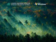 大地系统WindowsXP SP3 稳定专业版 V2021.09